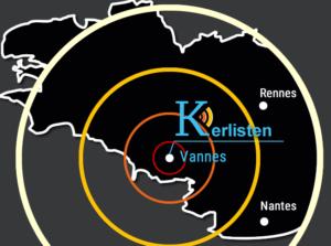 Kerlisten à Vannes en Bretagne